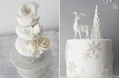 Winter Wonderland Guest Dessert Feature   Amy Atlas Events