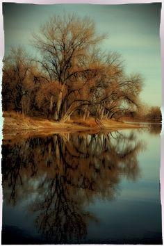 Polaroid River #2 by Johnny Gomez via Viewbug