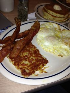 Breakfast at IHOP Review