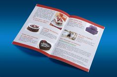 Twitter Cake Online, Layout, Better One, Brochures, Brochure Design, Flyers, Bakery, Messages, Templates
