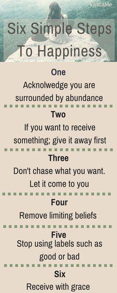 Happiness * Self-Care * Abundance * Gratitude * Affirmations * Self-Love