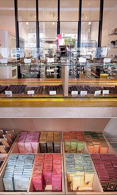 Montreal chocolate shop