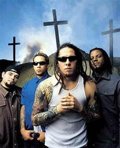 Payable On Death. Christian Metal, Christian Rock Bands, Christian Music, Christian Artist, Christian Life, Music Is My Escape, I Love Music, Music Is Life, Sonny Sandoval