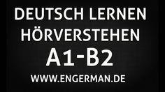 Deutsch für Sie | A1 - A2 - B1- B2 Hörverstehen