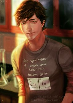 Damn Warren, you made of Holmium and Titanium? Credit to Juhaihai for today's #FanArtFriday!