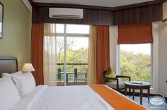 The Living Room hotel offers its guests great comforts with its rooftop spa. The rooms even have a private balcony overlooking the swimming pool and natural surroundings.    Visit Goa, the Cox and Kings way! http://bit.ly/CnkGoGoa #CoxandKings