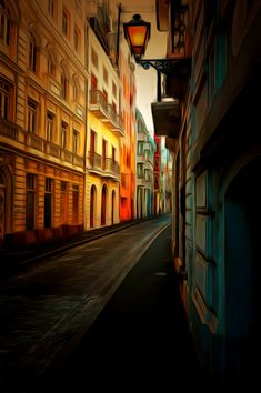 Golden Age preset in Dynamic Auto-Painter