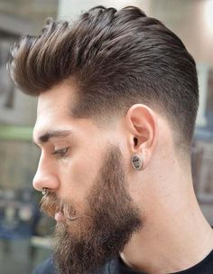 Stunning Blowout Haircut Ideas For Men
