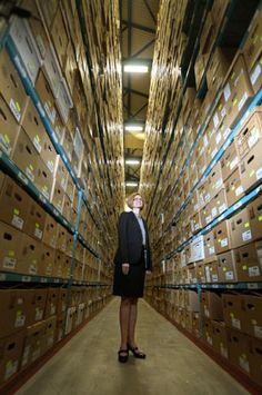 """City of Toronto archivist on the web and social media: """"It creates a richer archives experience,"""" she says."""
