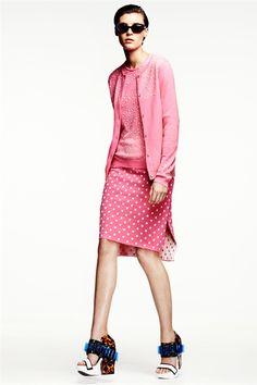 Sfilata Pringle of Scotland New York - Pre-collezioni Primavera Estate 2013 - Vogue