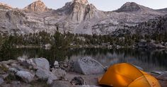 The John Muir Trail technically starts at the Happy Isles trailhead in Yosemite Valley, although there are a couple of alternative starting points, including Lyell Canyon and Tuolumne Meadows.