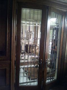 Haddington Project Door Inserts 1