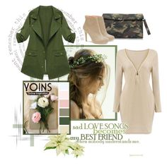 """""""Yoins"""" by zeljanadusanic ❤ liked on Polyvore featuring women's clothing, women's fashion, women, female, woman, misses, juniors, yoins and yoinscollection"""