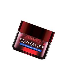 No. 6: L'Oréal Paris Revitalift Triple Power Intensive Overnight Mask, $24.99 Key Ingredients: Pro-Xylane, hyaluronic acid, centella asiatica This drugstore alternative to Botox combines Pro-Xylane for firmer skin with hyaluronic acid and centella asiatica to help keep skin moisturized and repair it from environmental damage.