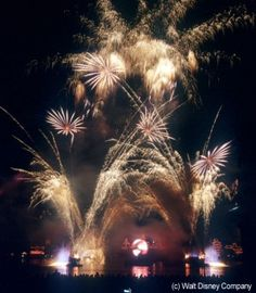 10 of the Best… Places to View IllumiNations | Disney Blog at Magical Kingdoms