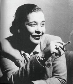 Billie Holiday - the Fashion Spot