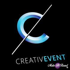 Business Logo designed for Creative Event Management Company Located in #Ahmedabad  #business #branding #brandyourbusiness #identity #logo #design #graphic #creative #new #branded #event #management