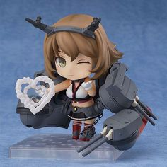 Mutsu Kantai Collection Nendoroid Action Figure (20)