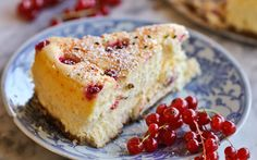 Chef Edward Lee's recipe for Red Currant Cheesecake