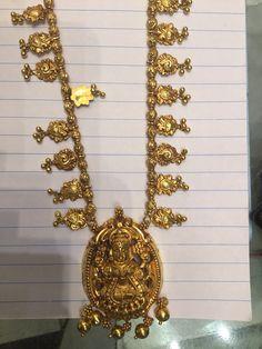 Long necklace Dasavatar