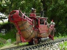 steampunk trains - Bing Images