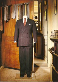 The Duke of Windsor's Sartorial Style | Suitings | Black Watch