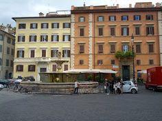 #Rome #Italy Piazza Farense Photo