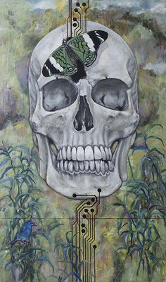 Relations Skull Wallpaper, Contemporary Art, Sculptures, Painting, Fictional Characters, Relationships, Painting Art, Kunst, Paintings