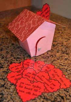 I thought I would share a Family Home Evening Idea that my family did last week. My kids loved it and since it's on Love, I thought it would be perfect for tomorrow, Valentine's Day. A few weeks ago I was trying to think of something we could do for Family Home Evening that talked … … Continue reading →