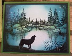 Solitude by NaomiW - Cards and Paper Crafts at Splitcoaststampers