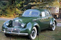 1941 Graham Custom Supercharger 4-Door Sedan....powerful.....