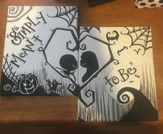 Simply meant to be, Jack and Sally                                                                                                                                                                                 More