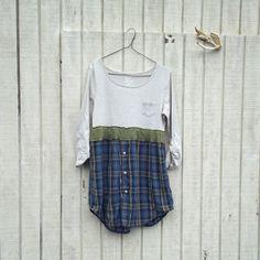 small  Medium  Urban Chic Day Dress / Baby Doll / by CreoleSha, $64.99