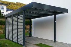 Pergola For Small Patio Carport Aus Aluminium, Metal Carport Kits, Aluminum Carport, Metal Carports, House Gate Design, Balcony Design, Patio Design, Carport Garage, Pergola Carport