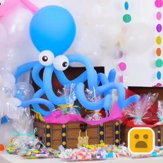 Balloon Hacks, Balloon Crafts, Birthday Balloon Decorations, Diy Wedding Decorations, Birthday Balloons, Birthday Party Themes, Balloon Party, Balloon Garland, Decorations With Balloons