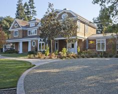 Exterior Driveways Design, Pictures, Remodel, Decor and Ideas - page 12