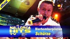 """Schürze mit """"Bierbomberpiloten"""", live auf der Mallorca Party Baden 2013. Schürze hat beim Mallorca Opening 2013 schon den Bierkönig Newcomer Contest gewonnen und hier, bei der Mallorca Party Baden gleich nochmal mit einem Sieg abgeräumt. http://MallorcaHitsTV.de"""