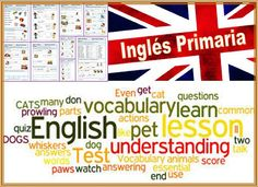 20 Fichas de inglés para niños de 6-7 años
