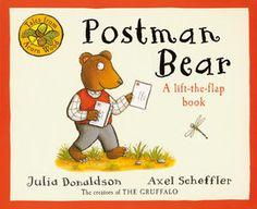 Postman Bear. Julia Donaldson. 08 / 01 / 15