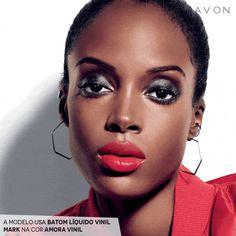 Maquiagem para pele negra: passo a passo e dicas para arrasar! Make Up, Avon, Earrings, Projects, Dark Skin Makeup, Makeup Tips, Oily Skin, Up Dos, Beauty