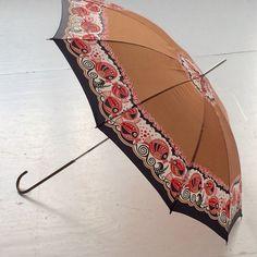 60s umbrella
