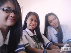 First pic we had. 1st year-2nd sem