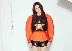 """Se dico """"Circo Rock"""", cosa vi viene in mente? Io penso a Caterina Gatta e alla sua collezione Autunno/Inverno 2014-15 #fw14 #caterinagatta #sterlizieblog #circus #rock"""