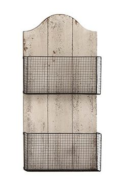 Deco 79 Wood Wire Wall Basket, 16 by 32-Inch Deco 79 http://www.amazon.com/dp/B00U46PA1Y/ref=cm_sw_r_pi_dp_9ZPfwb04WWAZ5