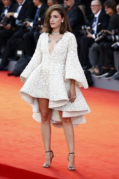 Eleonora Carisi - Every Stunning Look from the 2016 Venice Film Festival…