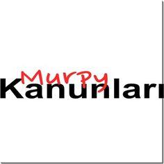 Murpy Kanunları Kendin Tasarla - HDF Magnet 8x8cm