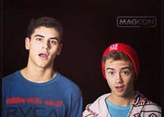 I have been watching ALL of their vines lately.... NEW OBSESSION