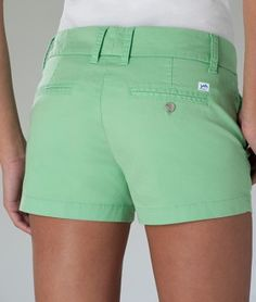 new southern tide shorts in mint