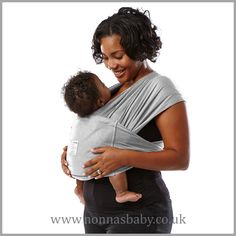 A Wrap Without The Wrapping! Double-Loop Design, Slips On Like A T-Shirt! • The Baby K'tan Baby Carrier is an innovative soft cotton baby carrier that is an ideal blend of a sling, wrap and carrier, providing the positions and benefits of all three. There is no other carrier available like it. • Find out more: https://nonnasbaby.co.uk/baby-ktan-baby-carrier/