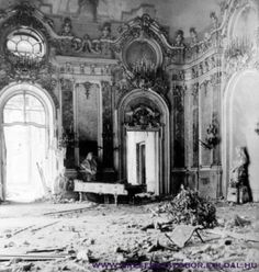 Kép Buda Castle, Budapest Hungary, Abandoned Places, Google Images, History, Passion, War, Interiors, Living Room